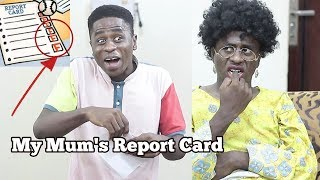 I Saw My Mothers Report Card | MC SHEM COMEDIAN | African Comedy