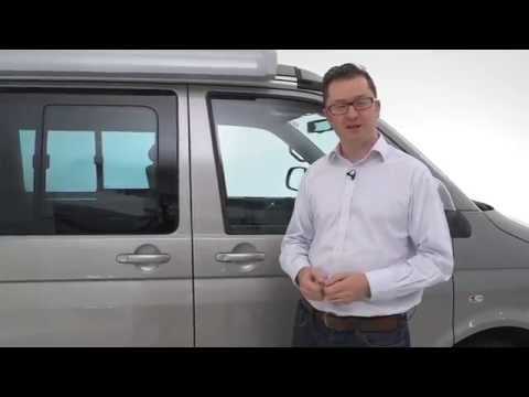 Practical Motorhome reviews the Volkswagen California