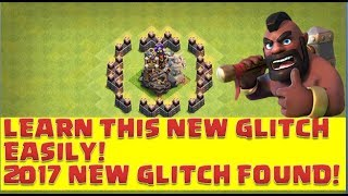 2017 OVERLAP AWESOME GLITCH! BEST Clash Of Clans GLITCH! LEARN THIS NOW!