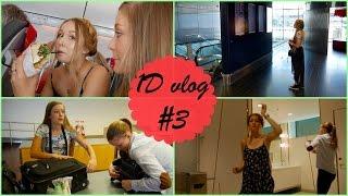 1D vlog #3 - Traveling Home Thumbnail