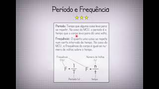 Principais Fórmulas de Física para o ENEM