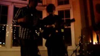Ed Sheeran & Jonny Taylor @ The Roebuck Inn - Nov. 24 2009