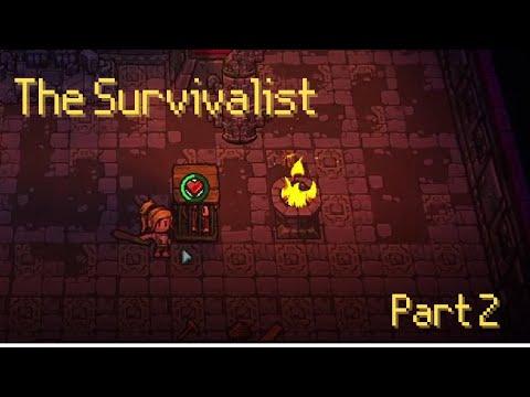 The Survivalist | New monkey buddys! | Part 2 |