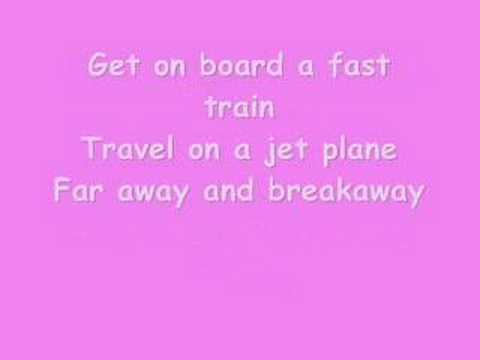 Breakaway Instrumental With Lyrics