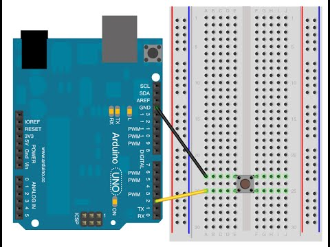 Input pullup trong arduino arduino 15 youtube for Pull it off definition