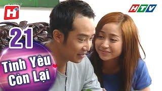Tình Yêu Còn Lại - Tập 21 | HTV Phim Tình Cảm Việt Nam Hay Nhất 2018