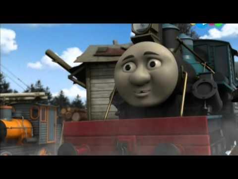 Томас и его друзья. 16 сезон. 17 серия -  Особенный день
