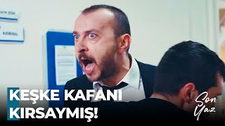 Kaan'ın Lafları Savcı'yı DELİRTTİ! - Son Yaz 15. Bölüm