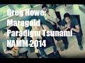 Capture de la vidéo Greg Howe: Meghan Krauss Maragold - Paradigm Tsunami Dv Mark Namm