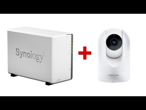 Use Synology NAS As Video Surveillance System