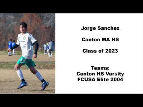 jorge-sanchez---fall-2019---soccer-season-highlights