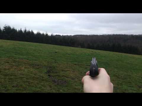 Reck Baby Automatik 8mm schreckschusspistole