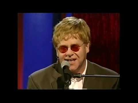 Elton John - Michael Parkinson - September 22 2001