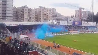 Adanaspor - Adanademirspor maçı Şimşekler Çıldırdı