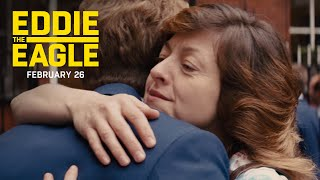 "Eddie the Eagle | ""Thanks Mom"" 
