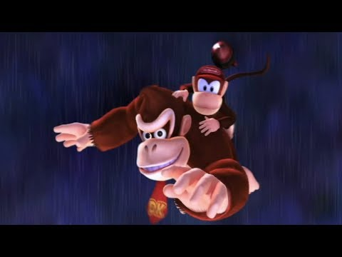 Donkey Kong Country Returns 100% Walkthrough Part 8 - World 8: Volcano (All KONG & Puzzle Pieces)