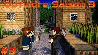 OptiCore Saison 3 • Episode 3 : Récolte et bétail
