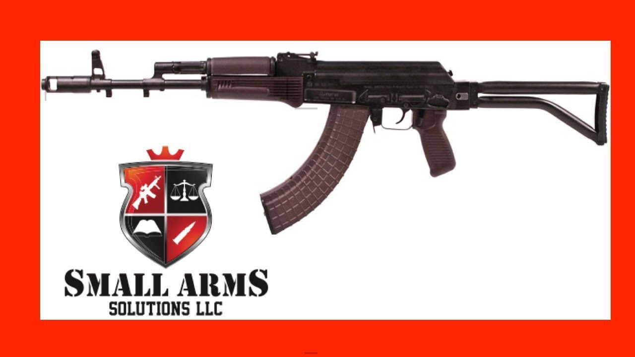 Let's Talk About the Arsenal SAM7 AK Rifles ~ VIDEO (SmallArmsSolutions)
