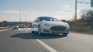 Revolutionize Your Commute(Autopilot allows Model S to steer within a lane, change lanes with the simple tap of a turn signal, and manage speed by using active, traffic-aware cruise control., 2016-01-26T03:32:23.000Z)