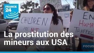 États-Unis : à Los Angeles, la longue nuit des prostitués mineurs