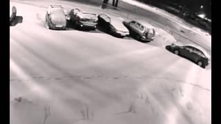 ДТП с участием пешеходов 03.02.2014 г. Глазов