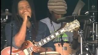 Stephen & Damian Marley - Hey Baby - 8/2/2008 - Newport Folk Festival (Official)