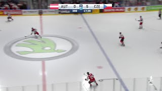 Michal Repik all alone scores his 2nd of the game