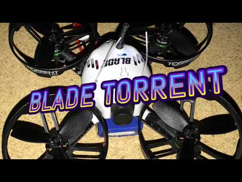 BLADE TORRENT 110 NEW PROP'S QUICK TUNE AND TEST