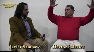CONTACTADO POR MUJERES EXTRATERRESTRES entrevista a Hector Palacios