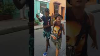 Colombiaanse Kids - Freestyle Rap