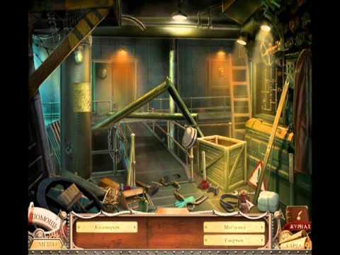 Убийство на Титанике - Игровое видео