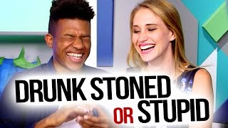 Drunk Stoned or Stupid! - SourceFed Plays