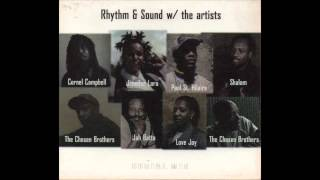 Rhythm & Sound - Best Friend w /The Love Joys