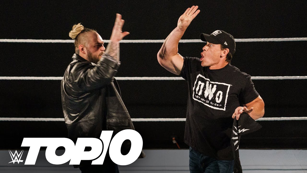 Most memorable Firefly Fun House moments: WWE Top 10, April 18, 2021