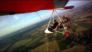 Motolotnia latanie moje okolice
