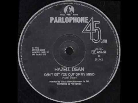 HAZELL DEAN - THEY SAY IT'S GONNA RAIN (INDIAN SUMMER MIX) (�)