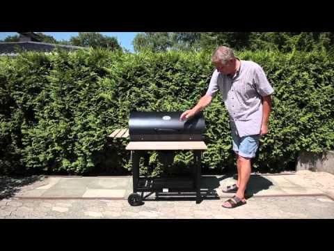 deal des tages grillwagen holzkohle angebot youtube. Black Bedroom Furniture Sets. Home Design Ideas