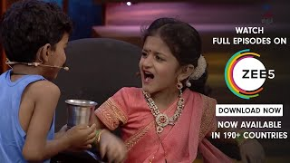 Drama Juniors Zeekannada 2 - Episode 5 - August 12, 2017 - Best Scene  | Kannada Reality Shows