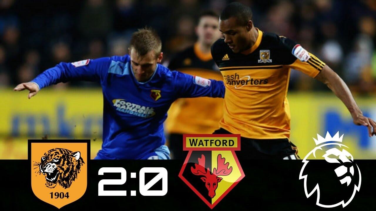 Download Hull City vs Watford:2-0:Full Highlights HD(22/4/2017)