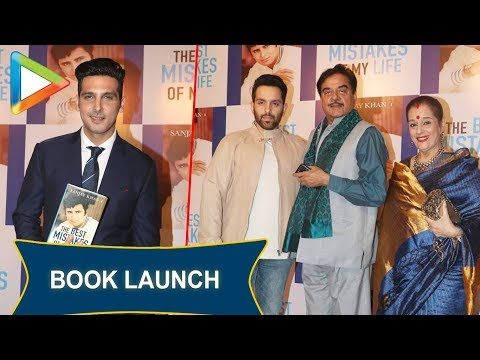 Hema Malini, Jackie Shroff, Shatrughan Sinha @Launch of 'The Best Mistakes of My Life' | Part 3