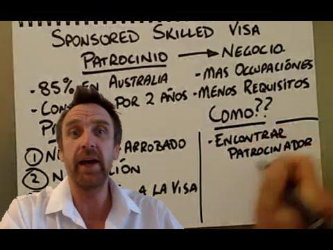 Visa de trabajo australiana - Explicación