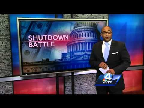 Government shutdown possible, how S.C. Senators are voting