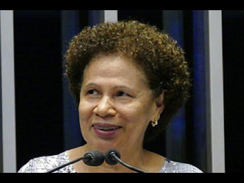 Regina Sousa destaca oficina 'Mulheres nas Casas legislativas', realizada pelo Interlegis no Piaui