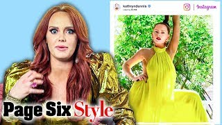Southern Charm's Kathryn Dennis Breaks Down Her Favorite Looks | Page Six Style