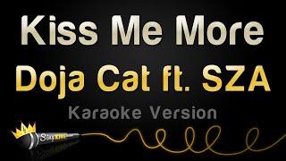 Doja Cat ft. SZA - Kiss Me More (Karaoke Version)