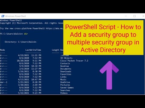 powershell-script---how-to-add-one-security-group-to-multiple-security-group-in-active-directory