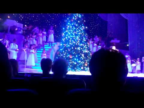 April in The christmas show at The American Music Theatre 2010.mp4
