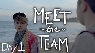Meet The Team // 7 Days On The Road