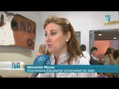 PRIMEROS ESTUDIANTES EN LA UNIVERSIDAD DE JAÉN