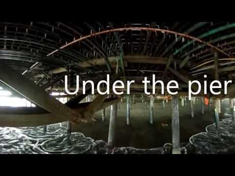 Making a spherical video Santa Monica Pier
